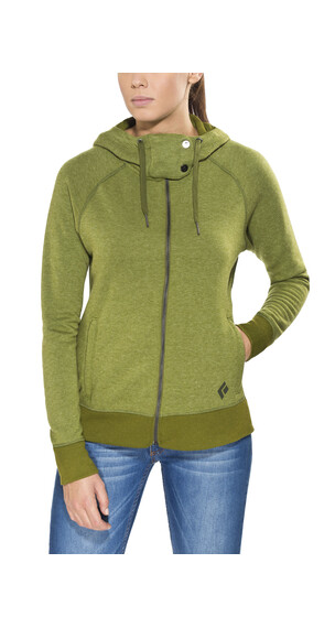 Black Diamond Boulder - Sweat-shirt - vert/olive